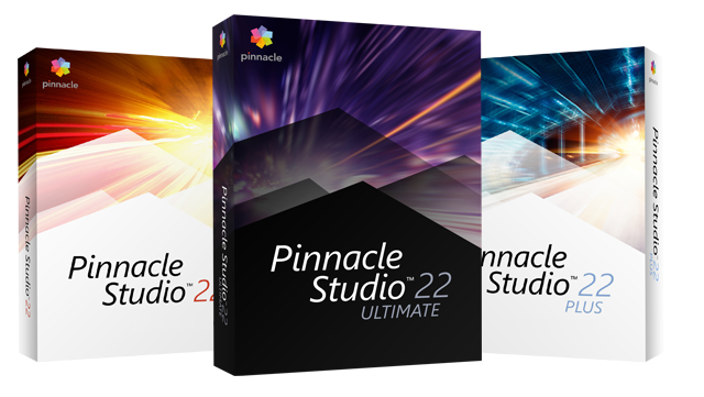 Pinnacle Studio 22 Ultimate Upgrade