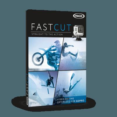 MAGIX FastCut ESD