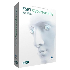 ESET NOD32 Cyber Security for MAC  -  лицензия на 1 год