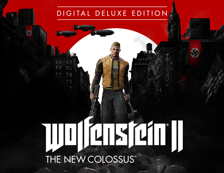 Wolfenstein II: The New Colossus Deluxe Edition