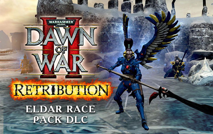 Warhammer 40,000 : Dawn of War II - Retribution - Eldar Race Pack DLC