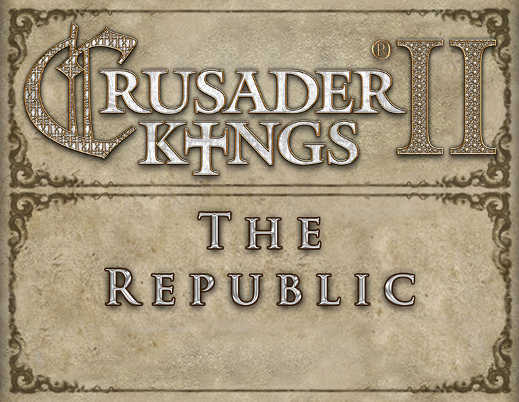 Crusader Kings II : The Republic