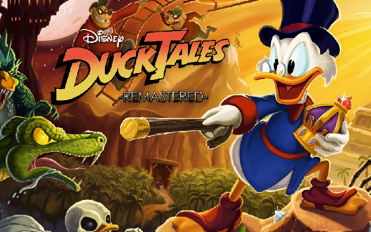 DuckTales : Remastered
