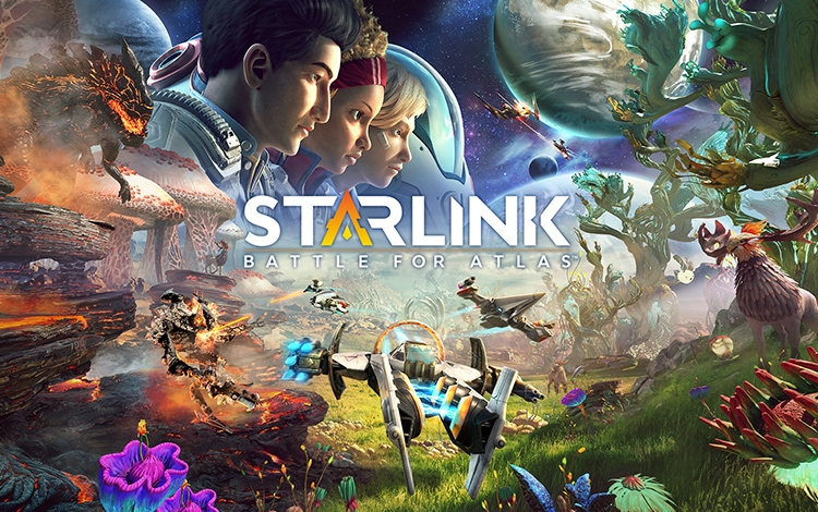 Starlink: Battle for Atlas - Standard Edition