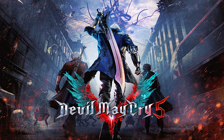 Devil May Cry 5 Standard Edition