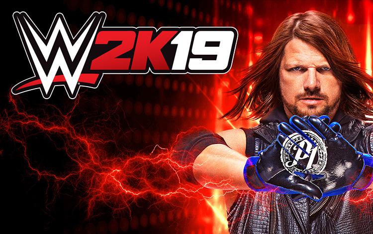 WWE 2K19 Standard