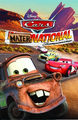 Disney•Pixar Cars : Mater-National Championship
