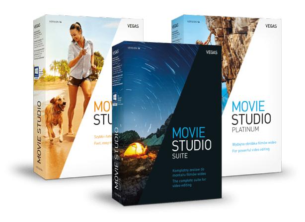 SONY VEGAS Movie Studio 14 Suite - ESD (ANR007558ESD) ANR007558ESD