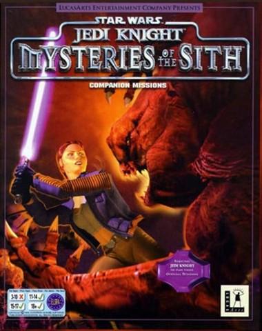 Star Wars Jedi Knight : Mysteries of the Sith
