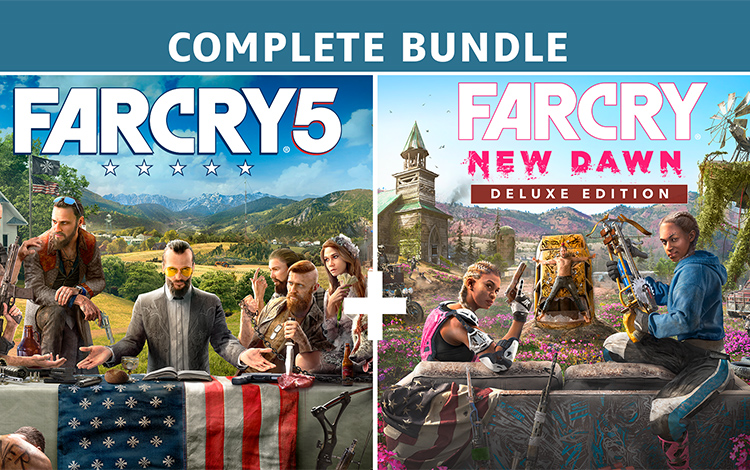 Far Cry New Dawn Complete Bunlde