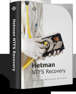 Hetman NTFS Recovery. Офисная версия