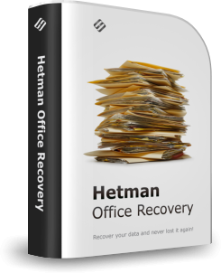 Hetman Office Recovery. Домашняя версия