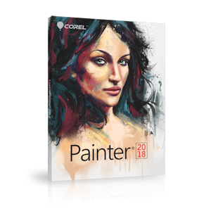 Painter 2018 Multilingual
