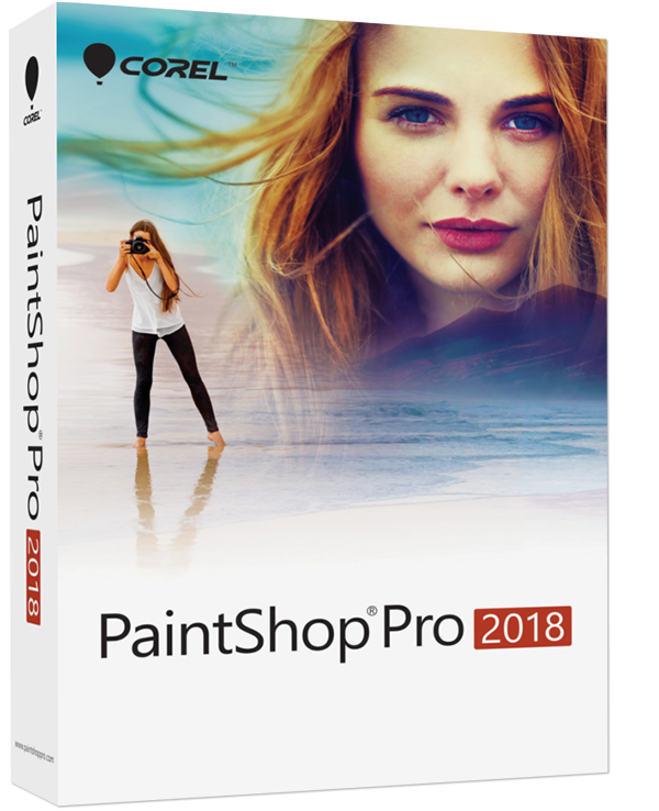 PaintShop Pro 2018 ESD ML Global