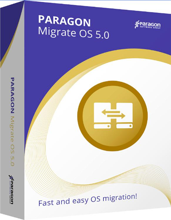 Paragon Migrate OS 5, single license