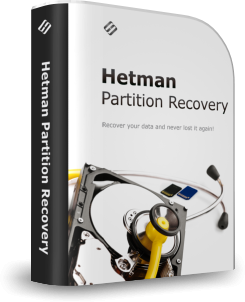 Hetman Partition Recovery. Домашняя версия