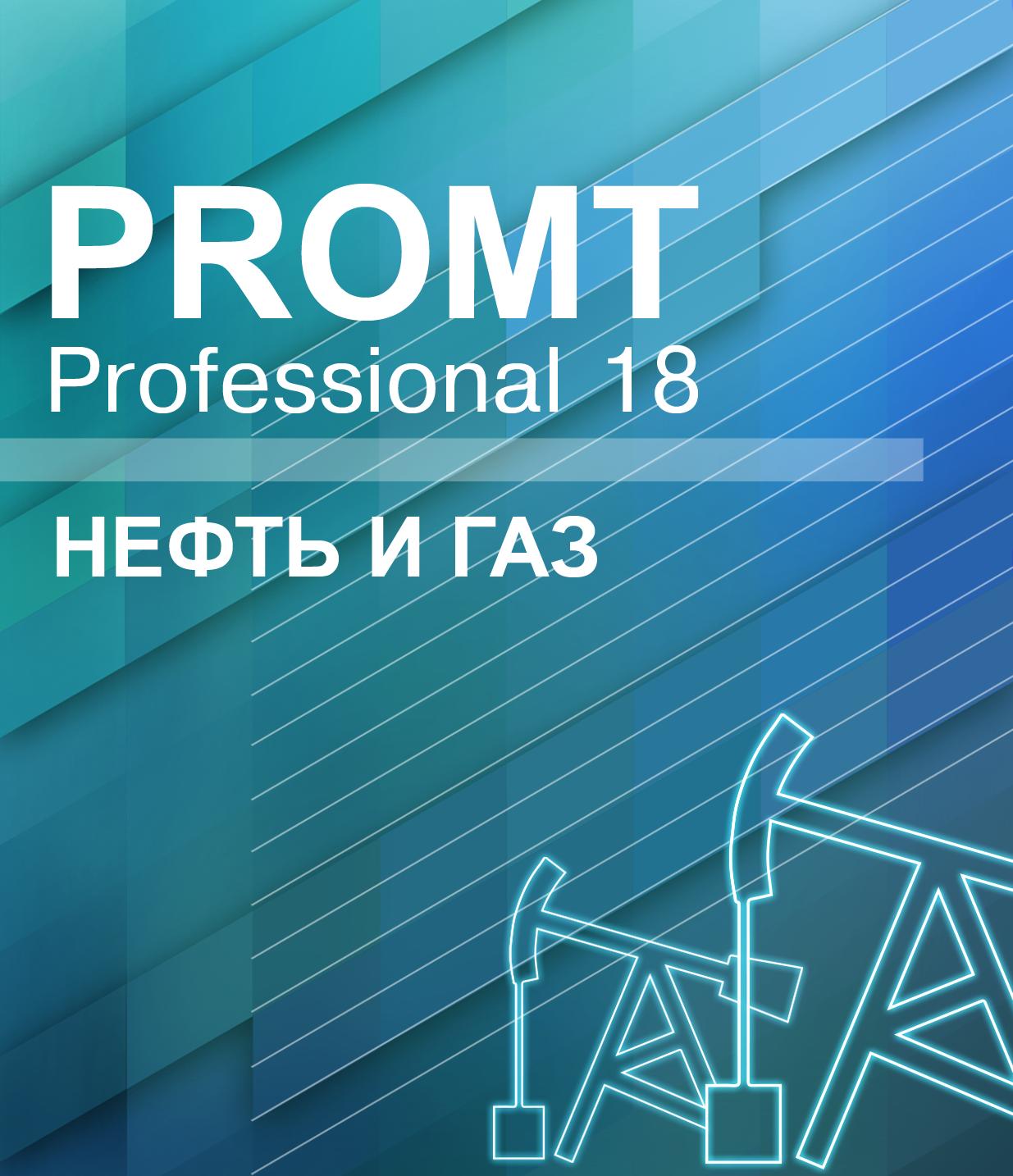 PROMT Professional 18 Нефть и Газ