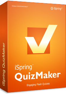 iSpring QuizMaker 8, 3 лицензии