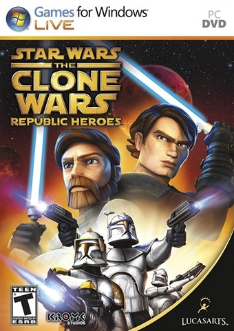 Star Wars The Clone Wars : Republic Heroes