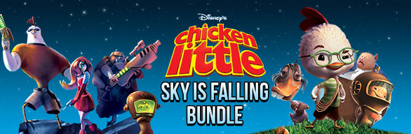 Disney Sky is Falling Pack