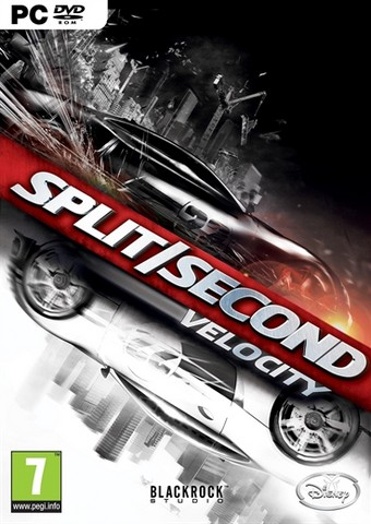 Split - Second Velocity