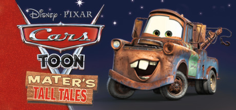 Disney Pixar Cars Toon: Maters Tall Tales