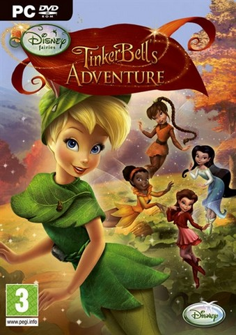 Disney Fairies : TinkerBell's Adventure