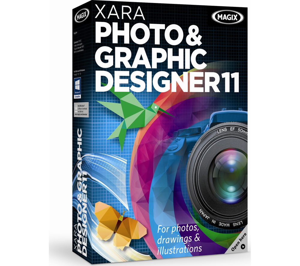 MAGIX Photo & Graphic Designer 11 ESD