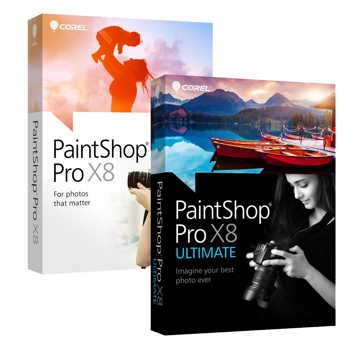 PaintShop Pro X8 ESD ML