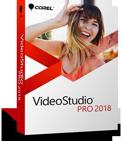 VideoStudio Pro 2018 ML