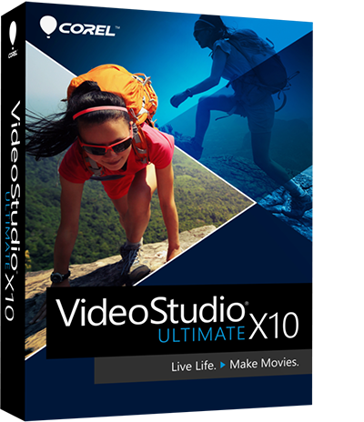 VideoStudio Ultimate X10