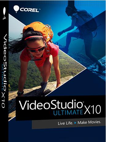ESD VideoStudio Ultimate X10 ML