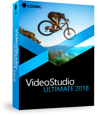 VideoStudio Ultimate 2018 ML
