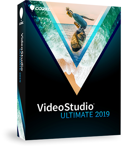 VideoStudio Ultimate 2019 ML