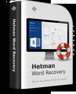 Hetman Word Recovery. Офисная версия