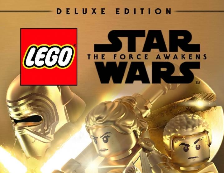 LEGO Star Wars: Пробуждение силы Deluxe Edition